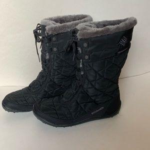 Columbia Minx mid-II Omni heat waterproof boot